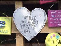 True friends heart