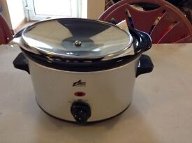 Team international compact slow cooker