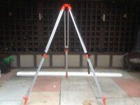For sale theodolite tripod stand