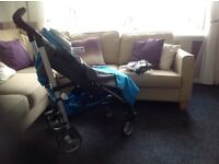Baby Buggy and high chair