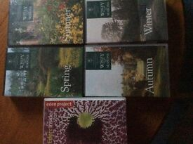 Gardening VHS Tapes