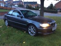 2005(55) BMW 320CI SE COUPE M.O.T SEP 2018 F.S.H