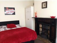 Clean fully furnished double rooms to let. £75 p/w bills included . Very homely and well presented