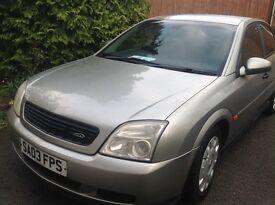 Vauxhall Vectra Ls 16v petrol 1796cc 122 BHP for sale