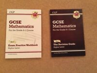 GCSE Mathematics revision guide and practice Work book - excellent condition