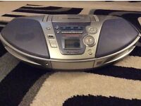Panasonic cd tape fm stereo