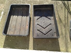 Potting Trays Available