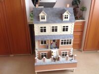 Dolls House and Clothes Shops