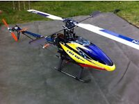 RC Helicopter, Trex 450
