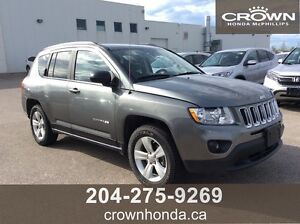 2012 JEEP COMPASS SPORT/NORTH - LOCAL TRADE
