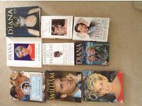 Job lot royalty books
