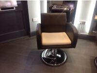 WBX salon Styling Chairs