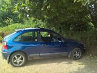 For sale Rover 200, please read as this car is for spares or repair.