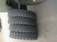 Landrover Tyres