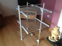 2 tier electric clothes dryer