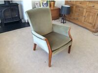 Parker Knoll small fireside chairs