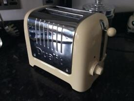 Dualit two slice toaster