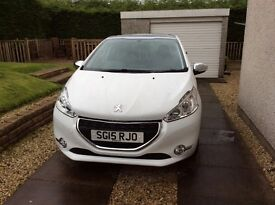 Peugeot 208 Style immaculate condition very low mileage
