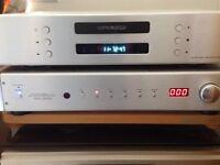 CD Player, Opera Audio Consonance CD-120 Linear CD Player
