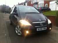 mint cond half leather 6 speed A180CDI mercedes Aventgard only 63k 130bhp was £4000 now only £3600