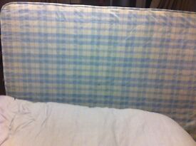 **FREE DOUBLE MATTRESS FOR COLLECTION**