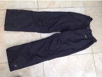 Men's ski trousers size M, £20