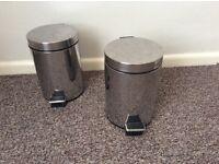 Little metal bin