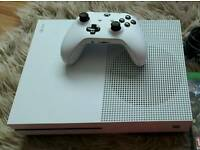 Xbox 1 500gb console with box