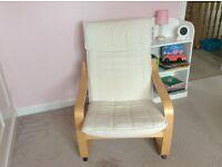 Baby / toddler feeding & reading chair