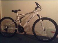 Boss mountain bike