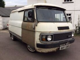 Commer Dodge Spacevan not converted to a campervan full MOT, tax exempt (£3300 ono)