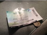 1 Green Day ticket for sale - Saturday 1st July - Priority Entry, Early Admisson