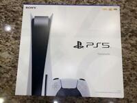 PS5 BNIB - £650