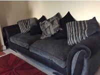 Scatter Cushion Sofa