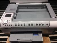 HP printer,scanner,copier all in one