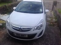 For sale Vauxhall corsa .1.0