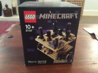 Minecraft Lego very rare