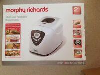 Brand New in Unopened Box Morphy Richards 48281 Fastbake Breadmaker