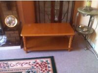 Coffee table only £10