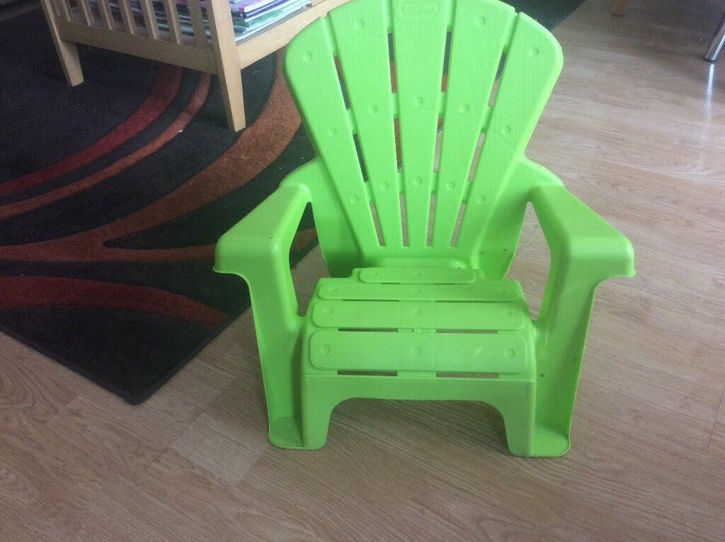 Little tikes chair for age 18mths-4yrs