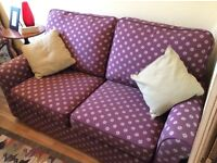 Luxury double bed settee