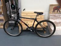 Men's Black Trek Antelope Mountain Bike