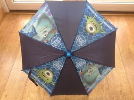 Disney Pixar Monsters University Children's Umbrella
