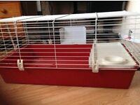 Indoor rabbits cage