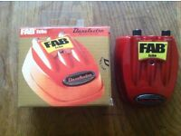 Danelectro FAB Echo guitar effects pedal..