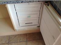Electrolux intragrated freezer