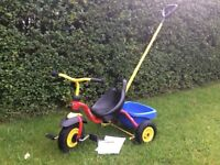 PUKY CAT 1L Tricycle / Trike / Push-along - SOLD SUBJECT TO COLLECTION