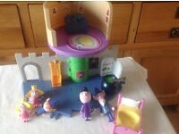 BEN AND HOLLY MAGIC KINGDOM PLUS FIGURES