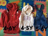 Girl's clothes bundle 4-6Y