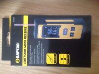 Raptor R25668 laser measure